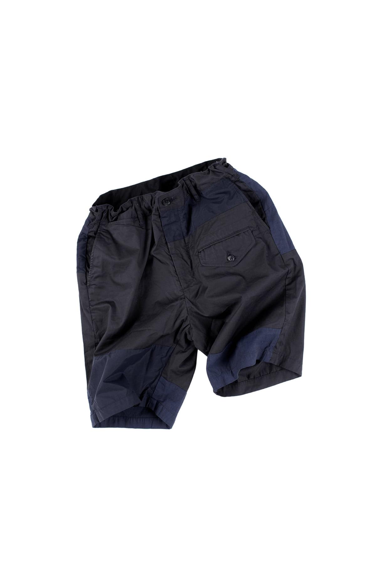 Engineered Garments : Ghurka Short (Navy)