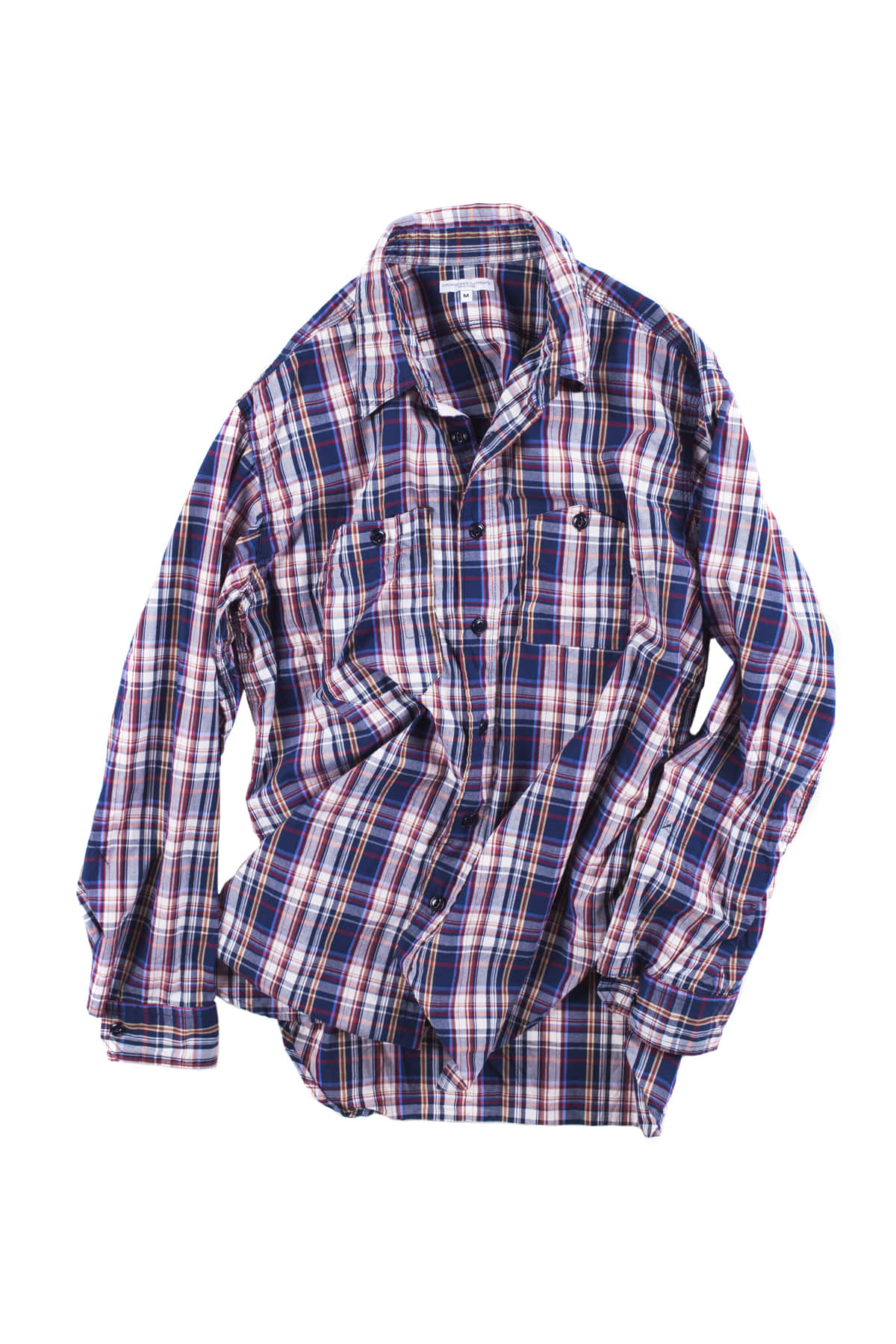 Engineered Garments : Work Shirt (Navy)
