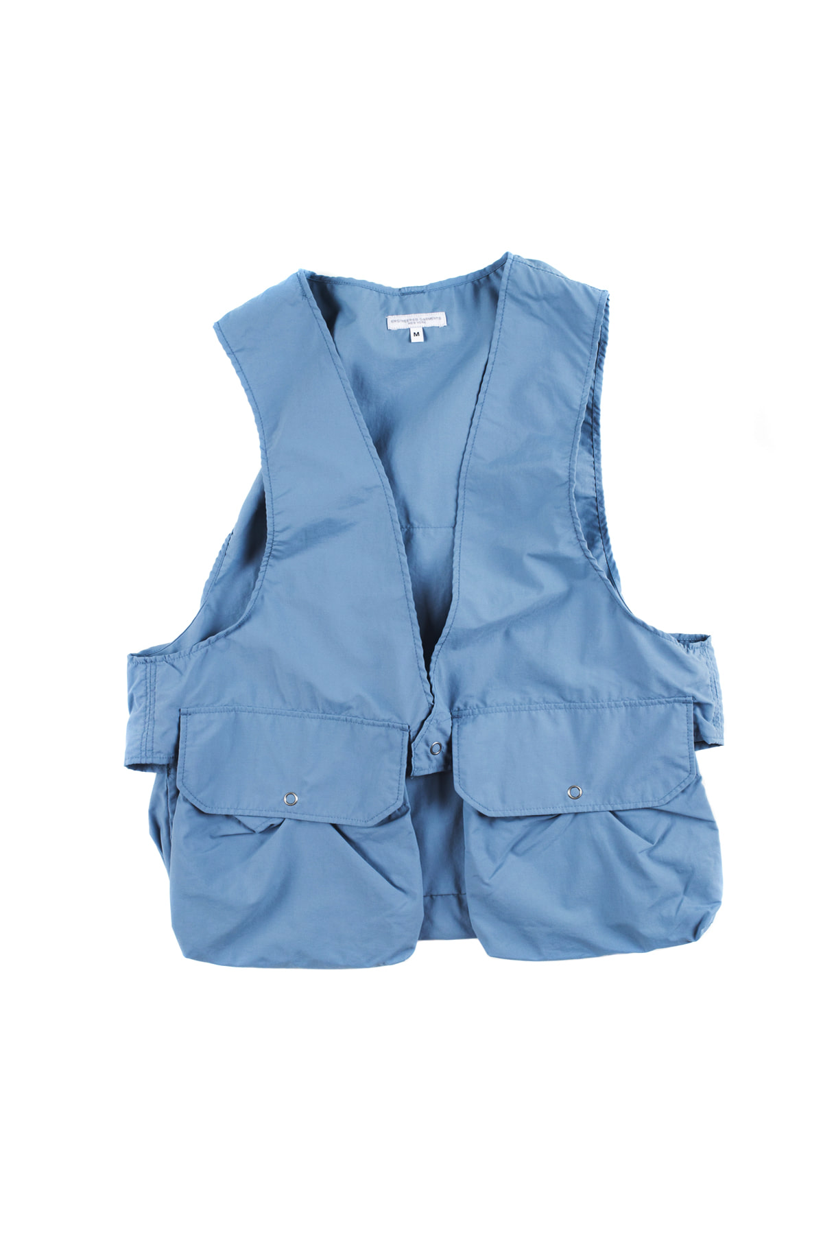 Engineered Garments : Fowl Vest (Blue)