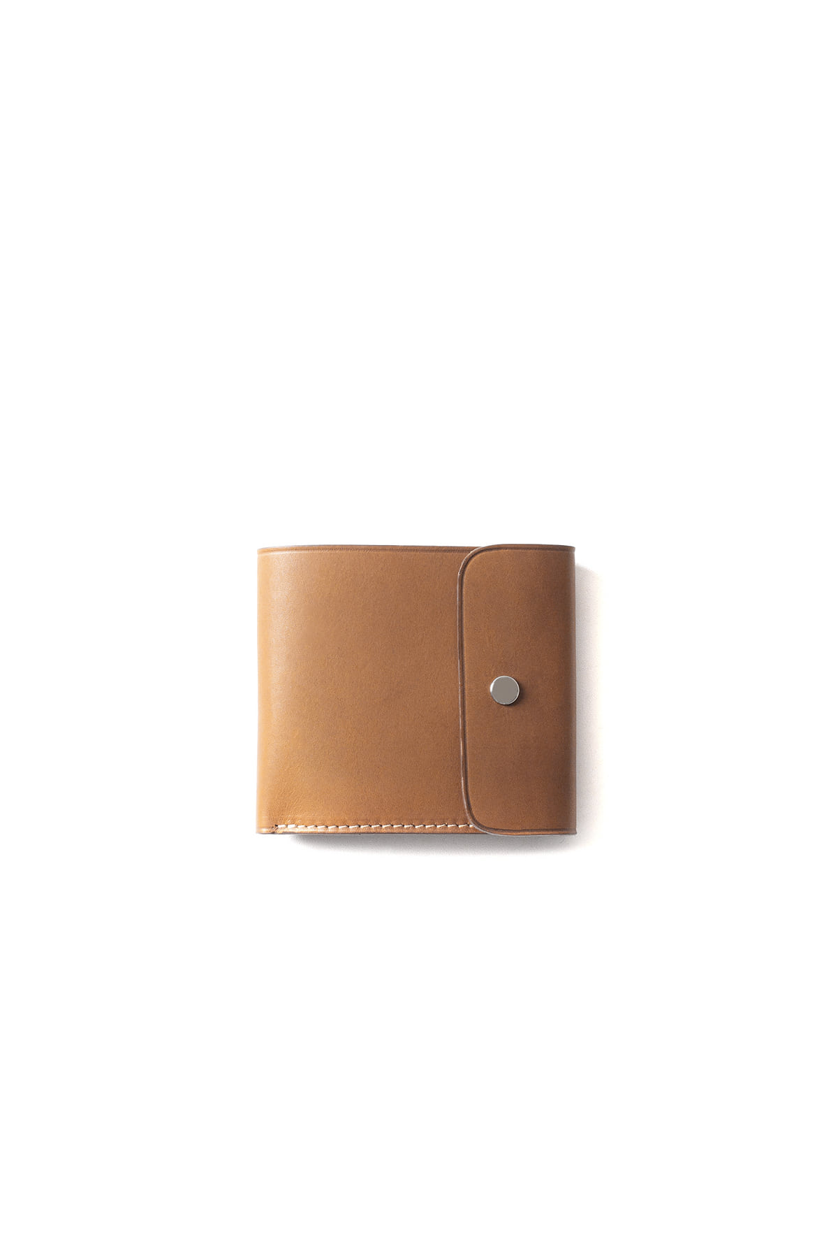 STEVE MONO : 09/6 Classic Pocket Wallet (Brown)