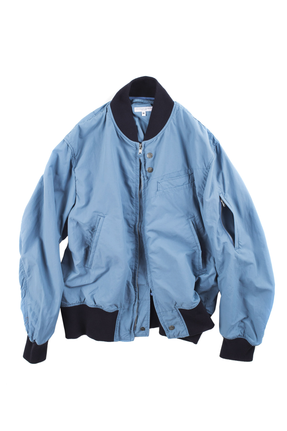 Engineered Garments : Aviator Jacket (Blue)