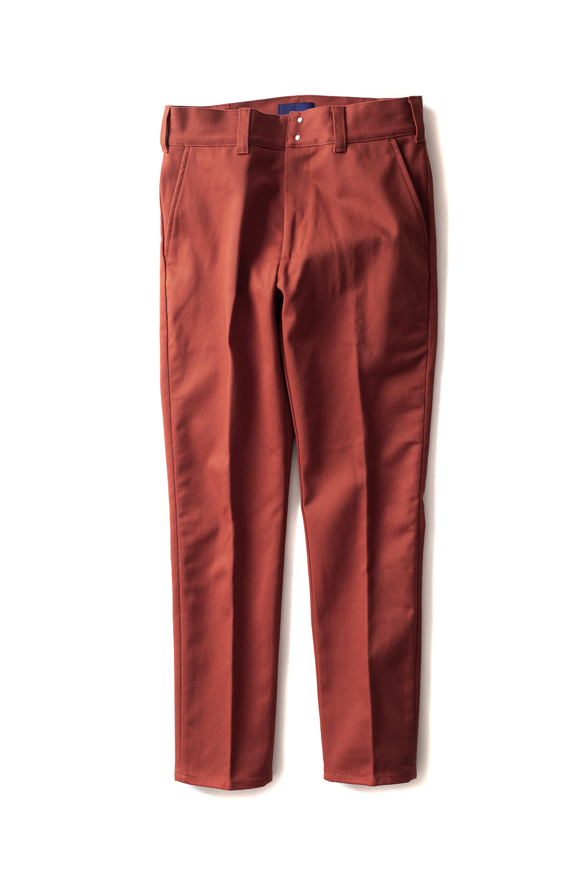 Ordinary fits #WHITE : Ringo Pants (Red)