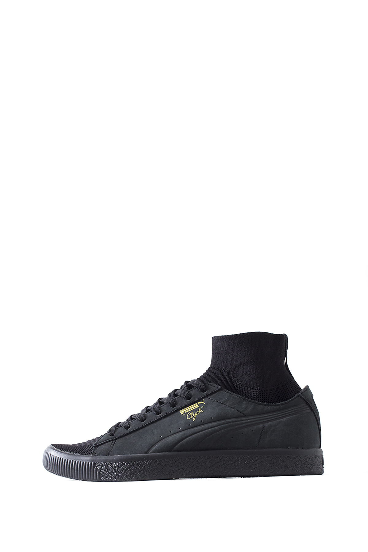 PUMA : Cylde Sock Select (Black)