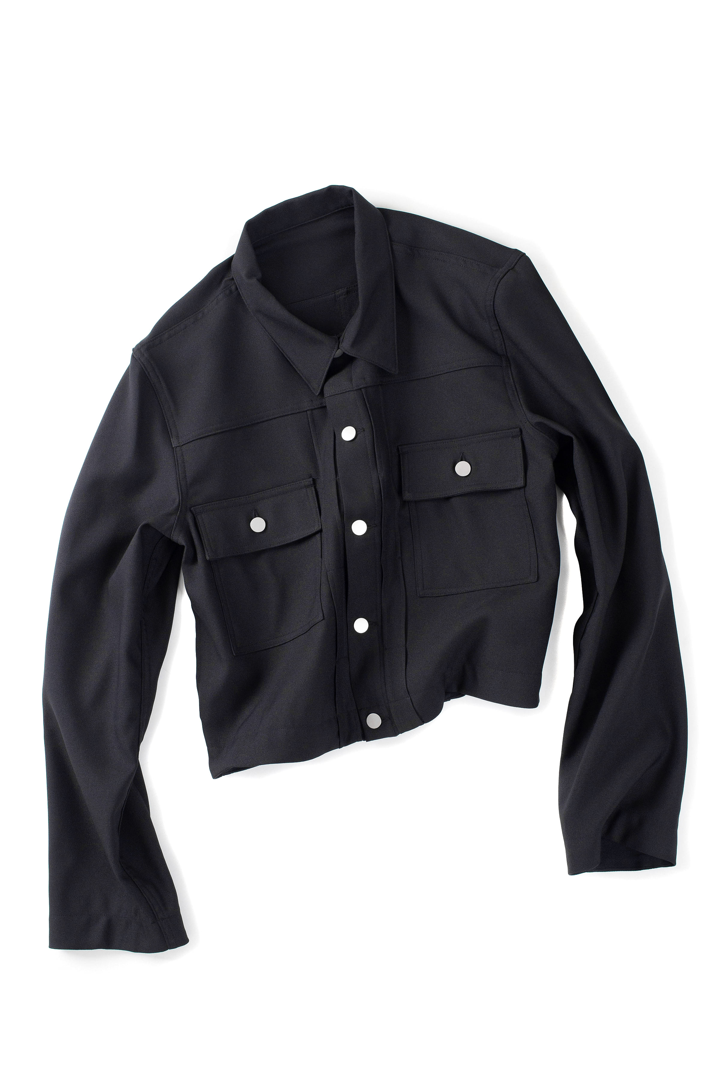 CLAMP : Sta Prest Jacket (Black)
