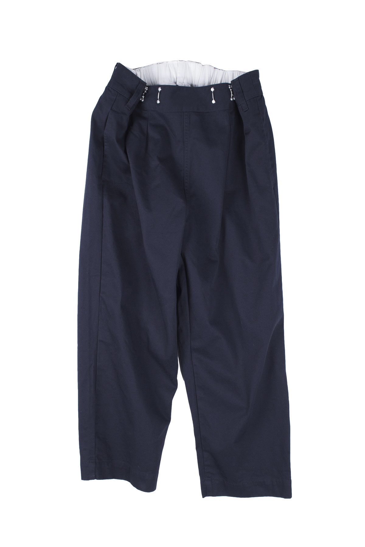 Ordinary fits : Bottles Chino Pants (Navy)