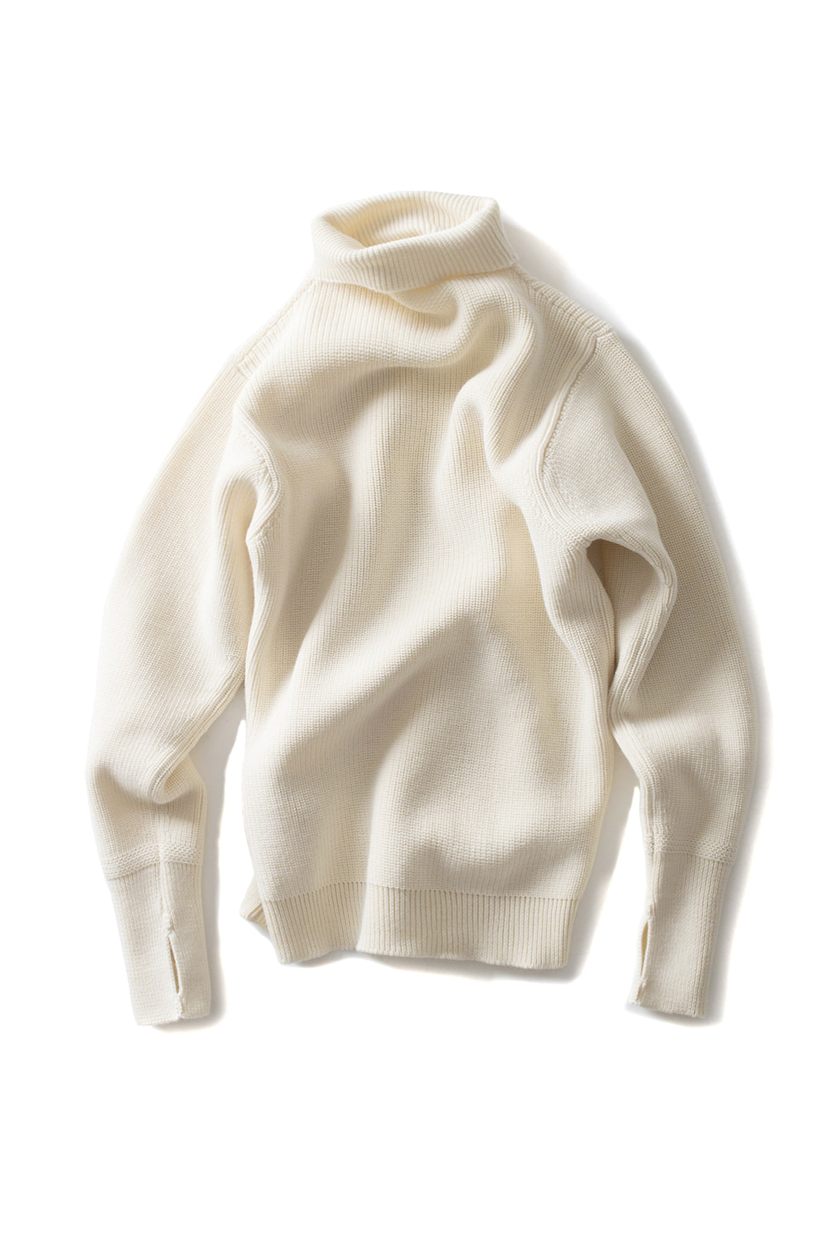 Andersen-Andersen : Sailor Turtleneck (Off White)