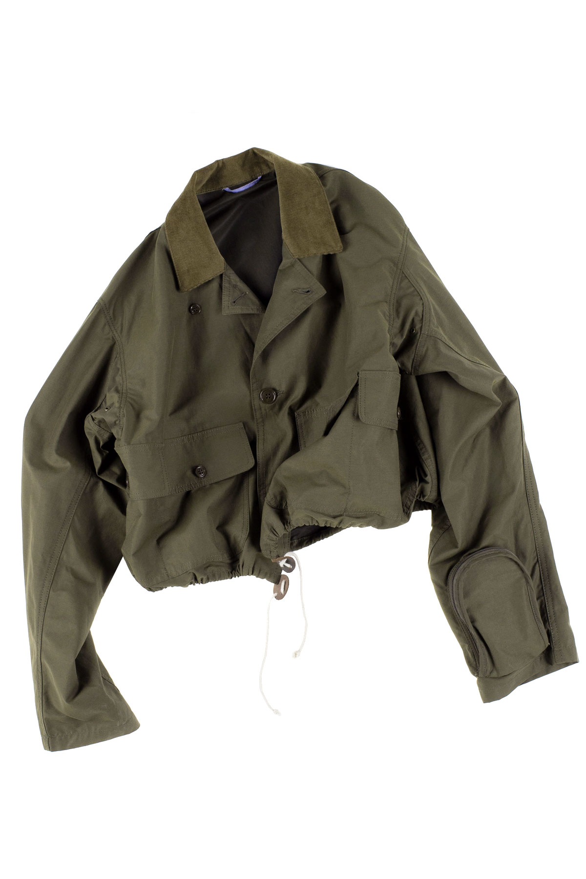 Kenneth Field : Wading Fishing Jacket (Olive)