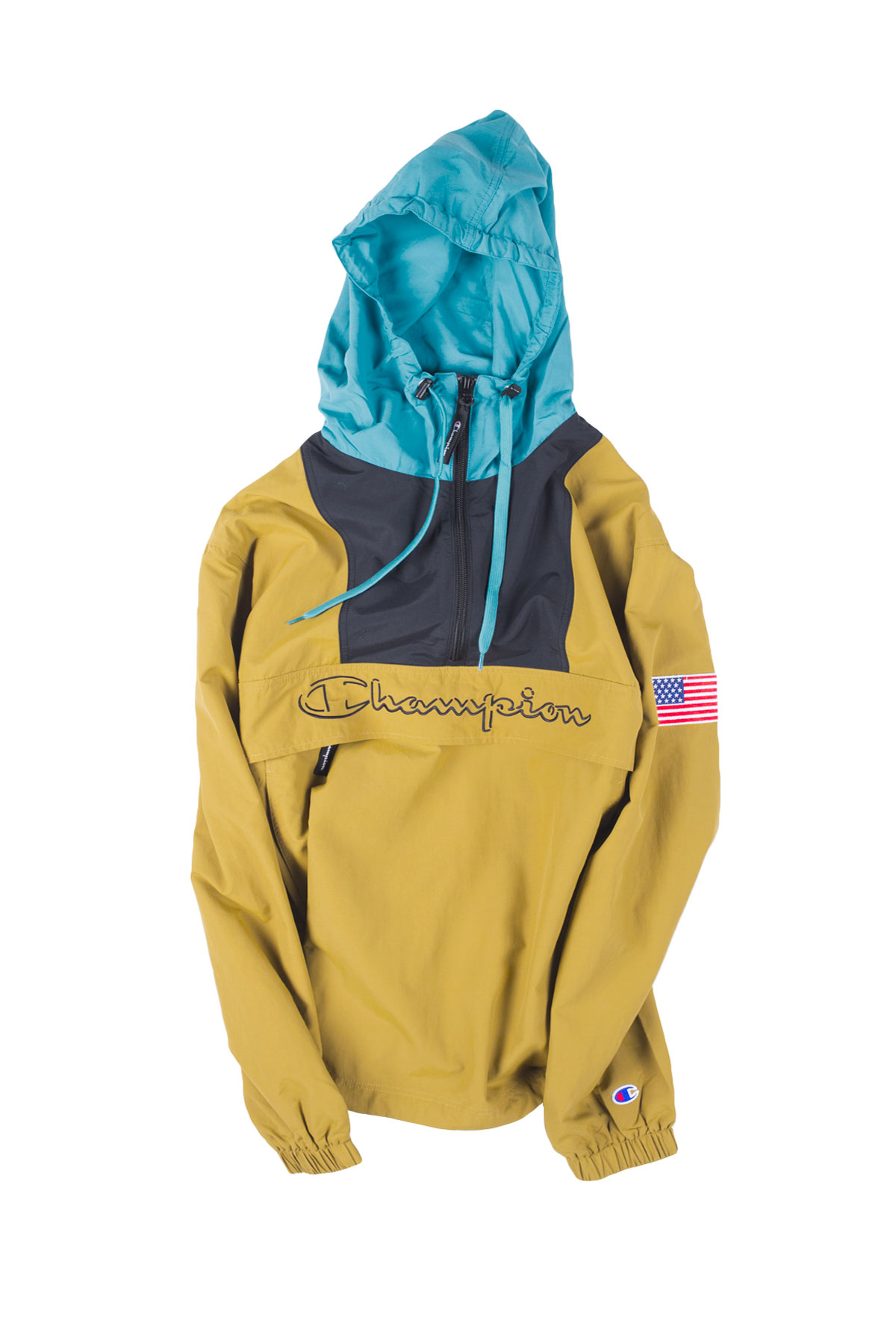 Champion : Anorak (Yellow)