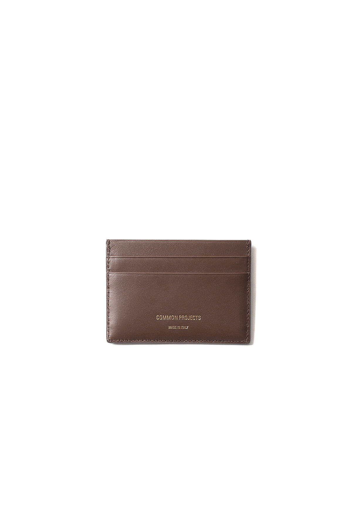 Common Projects : Multi Card Holder (Brown)
