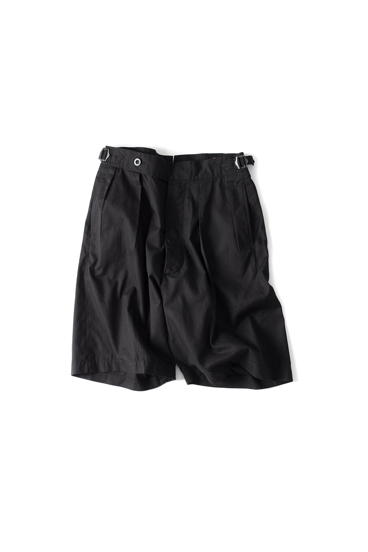 Kaptain Sunshine : Riviera Short Pants (Black)