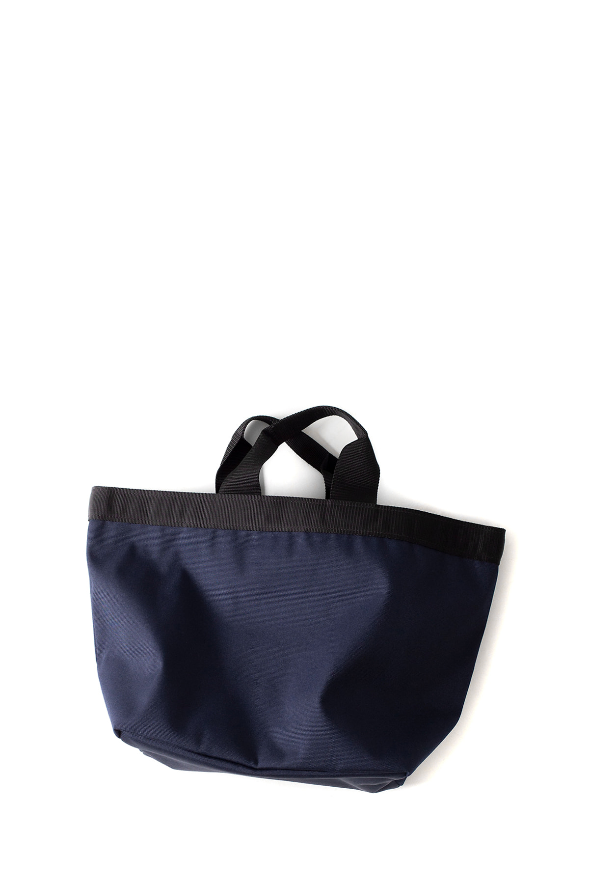 RINEN : Eco Made Canvas Tote Bag (Navy)