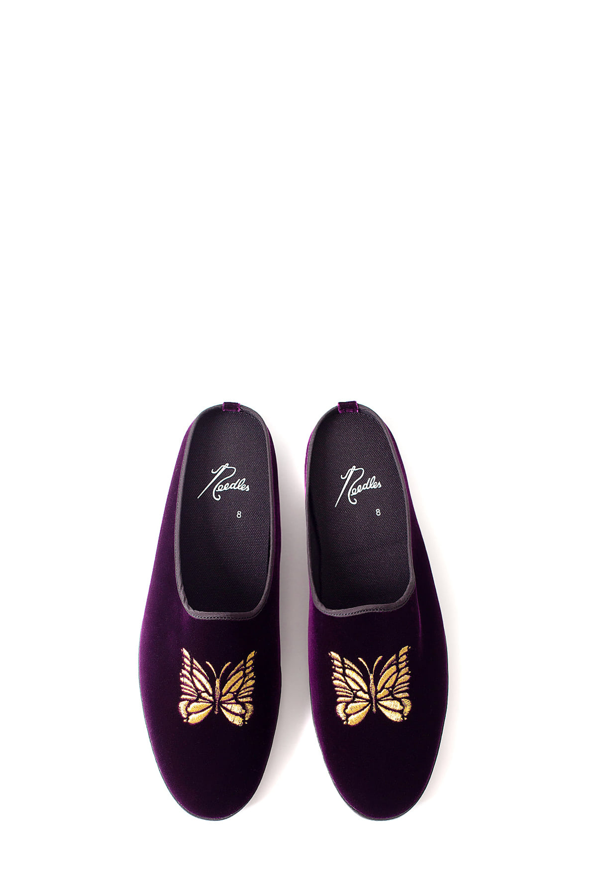 NEEDLES : Papillon Emb (Purple)