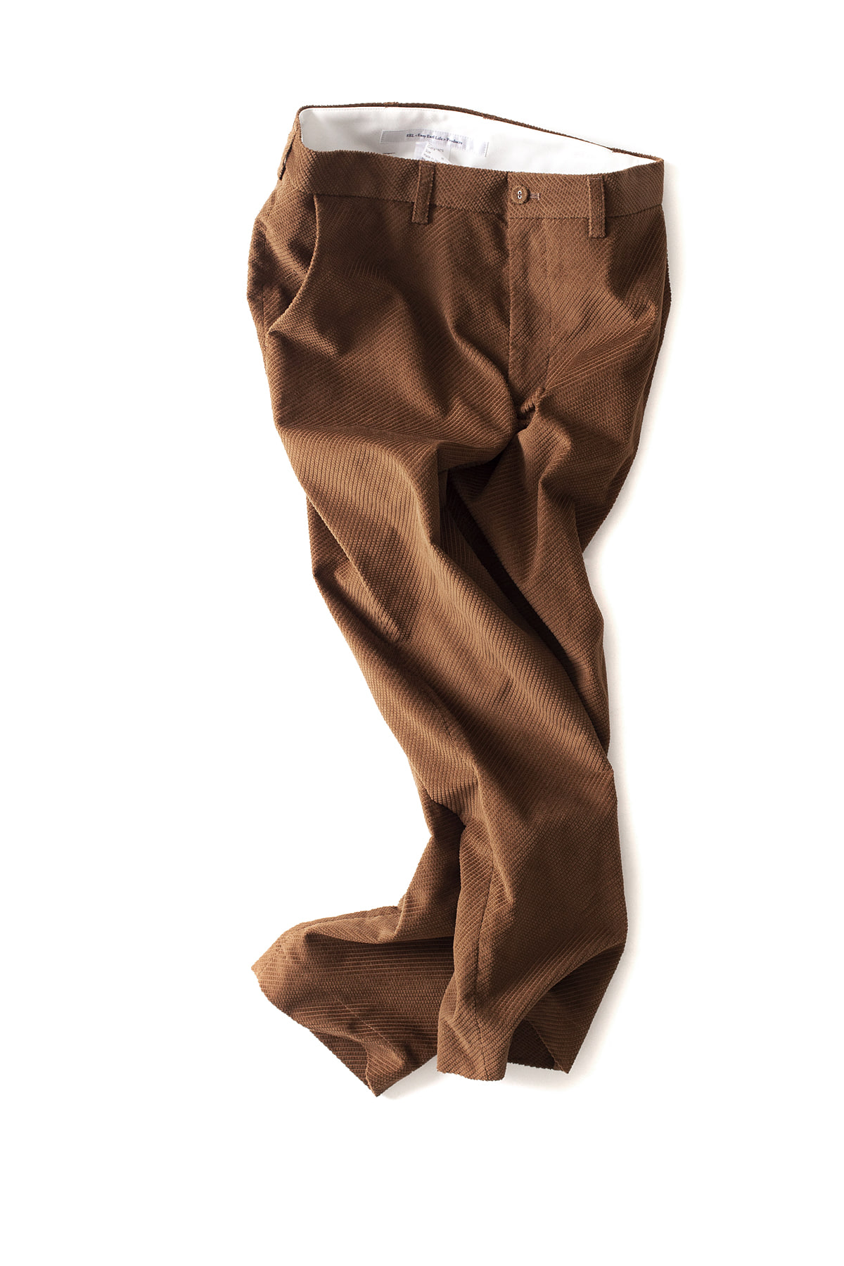 EEL : Liverpool Pants (Brown)