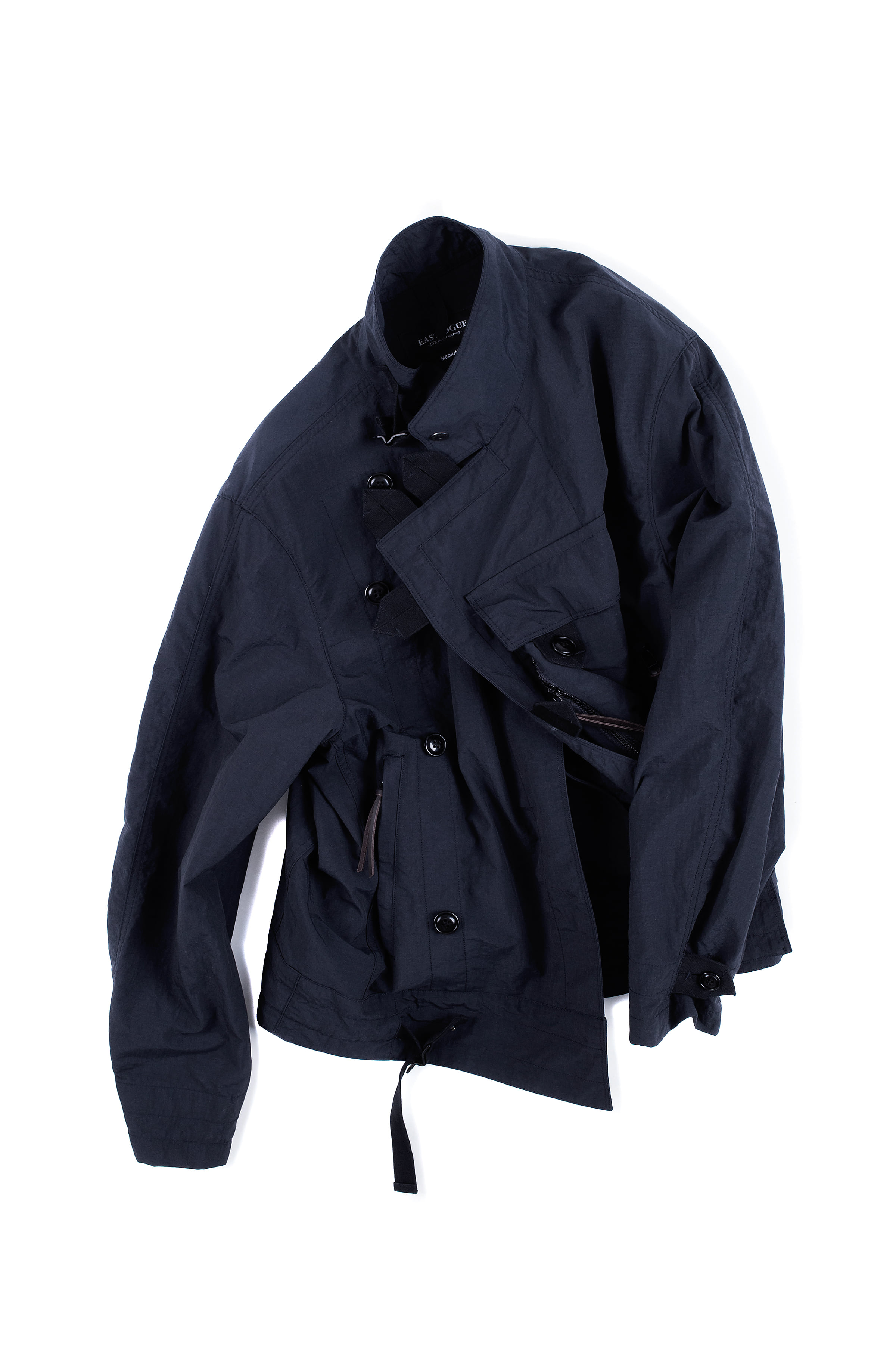 Eastlogue : Motorcycle Jacket (Navy)