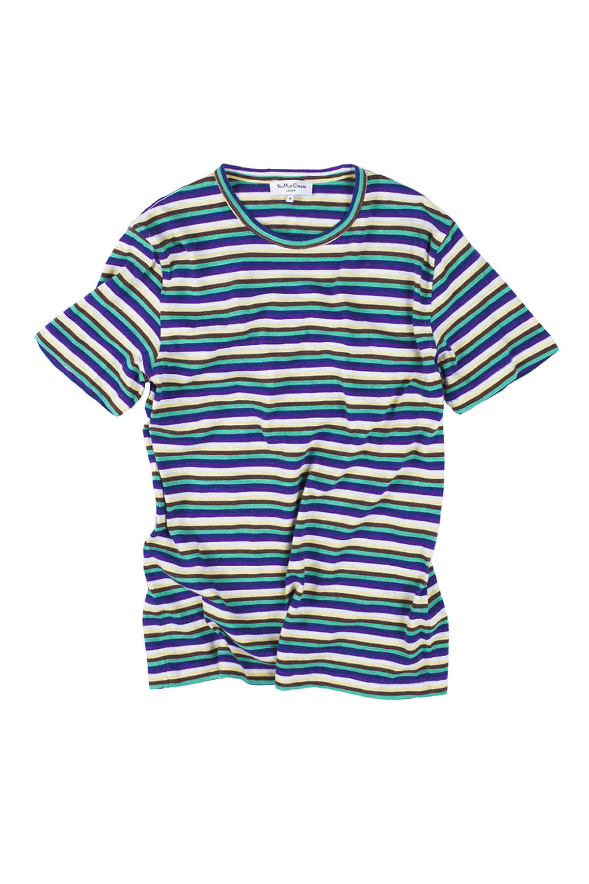 YMC : Wild Ones Tee (Stripe)