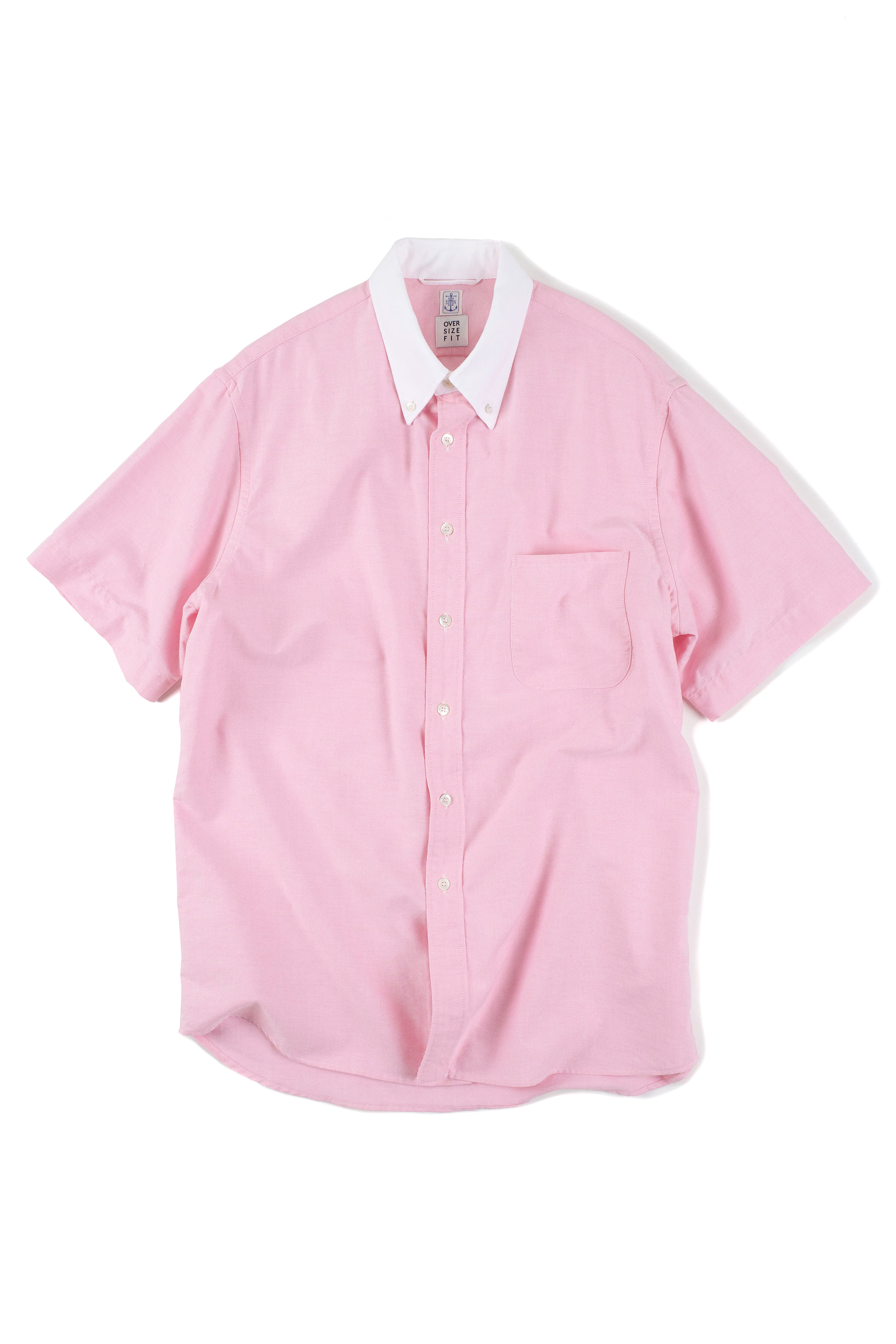 East Harbour Surplus : Campus Button Down Shirts (Pink)