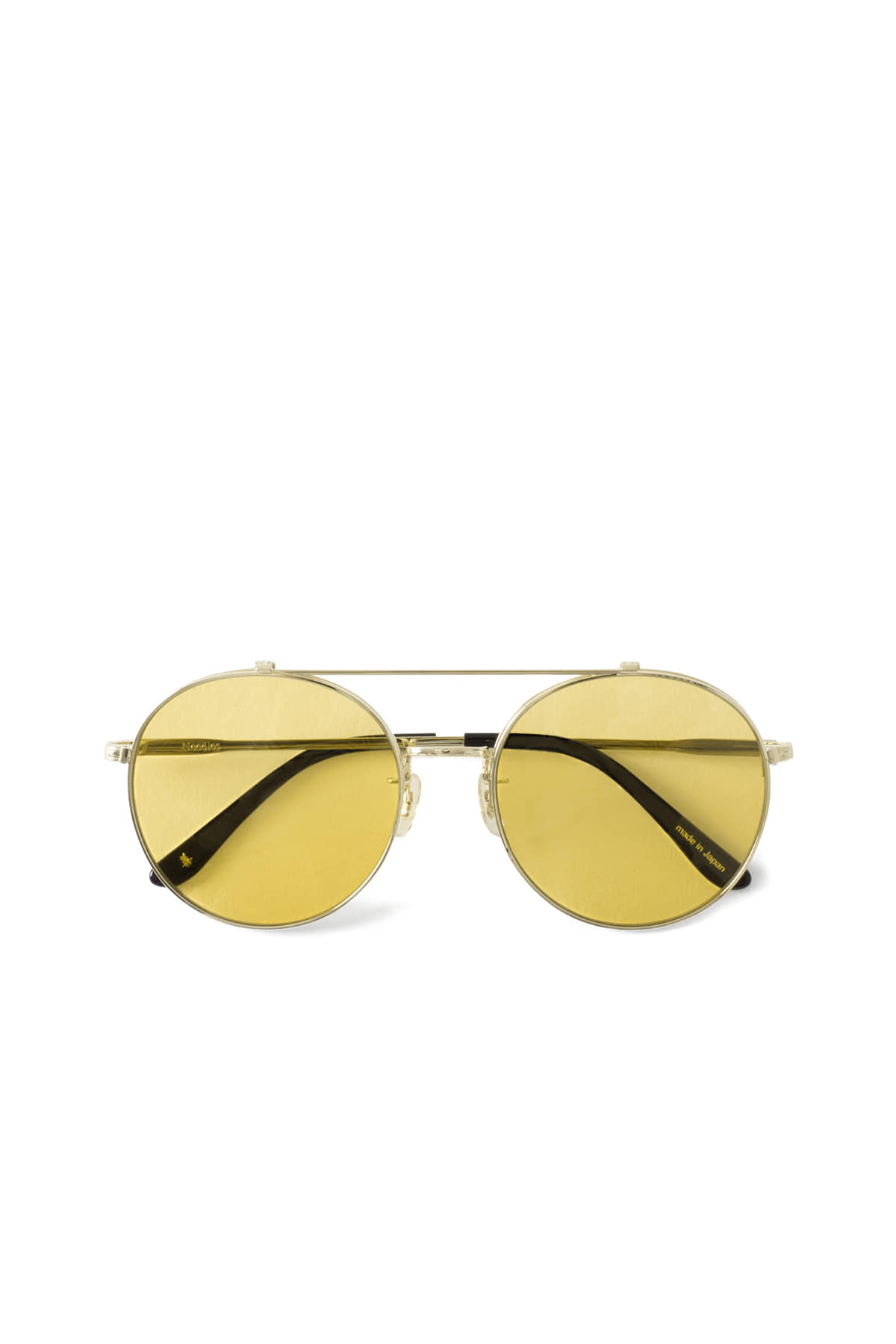 NEEDLES : Sean Sunglass (Gold / Yellow)