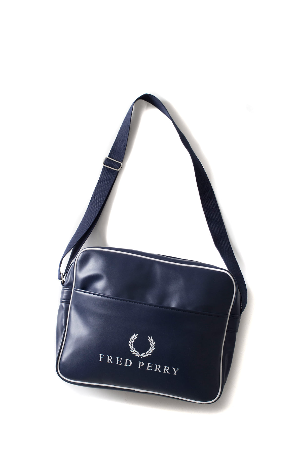 FRED PERRY : Tennis Shoulder Bag (Navy)