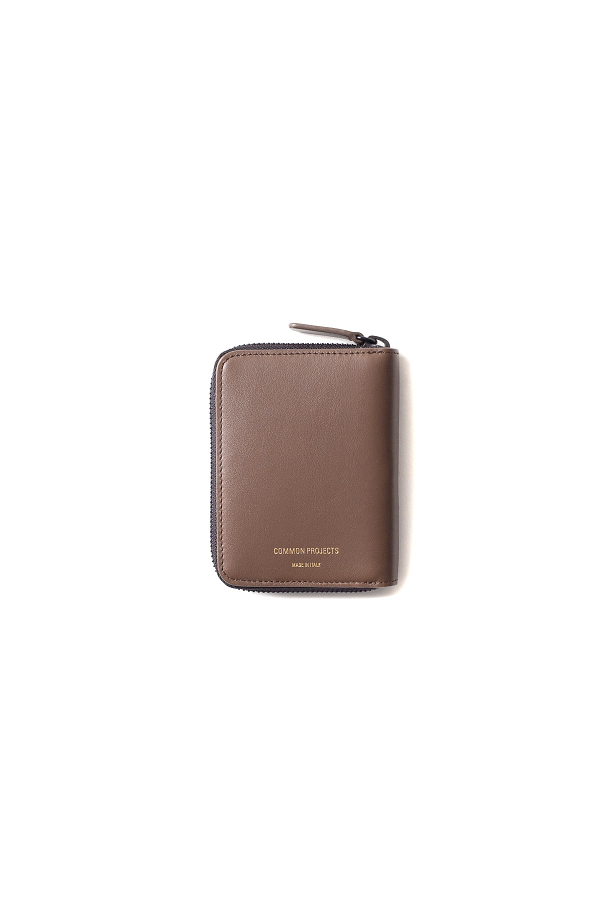Common Projects : Zip Coin Case (Brown)