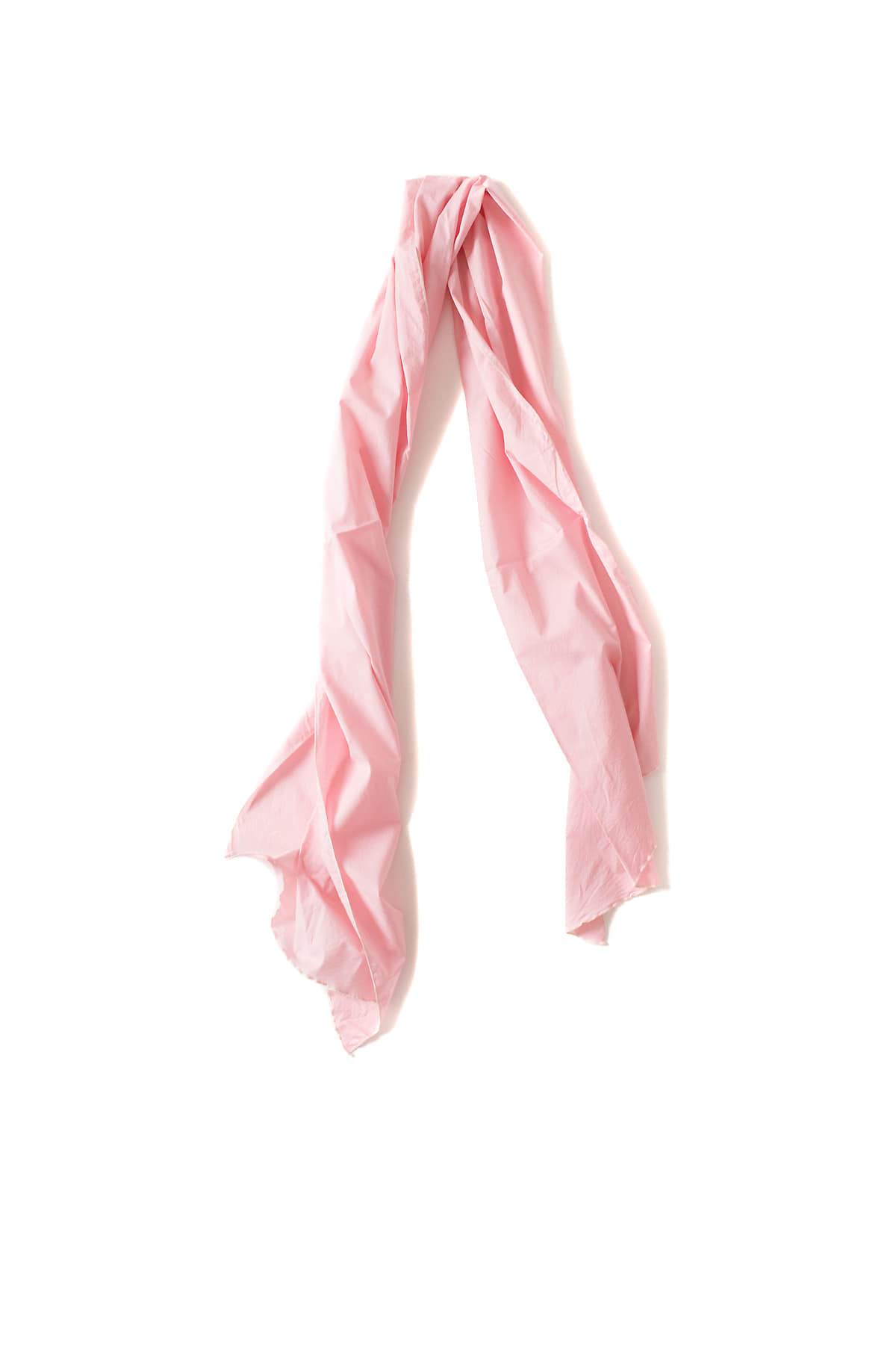 Engineered Garments : Long Scarf (Pink High Count Cotton Lawn)