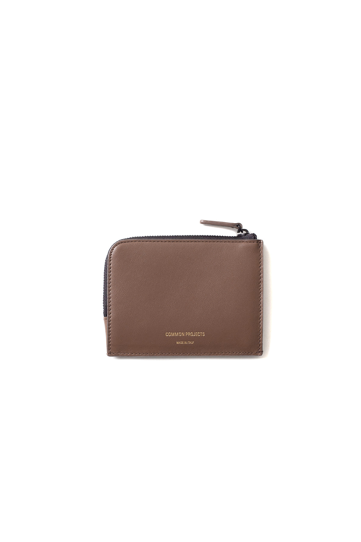 Common Projects : Zipper Wallet (Brown)
