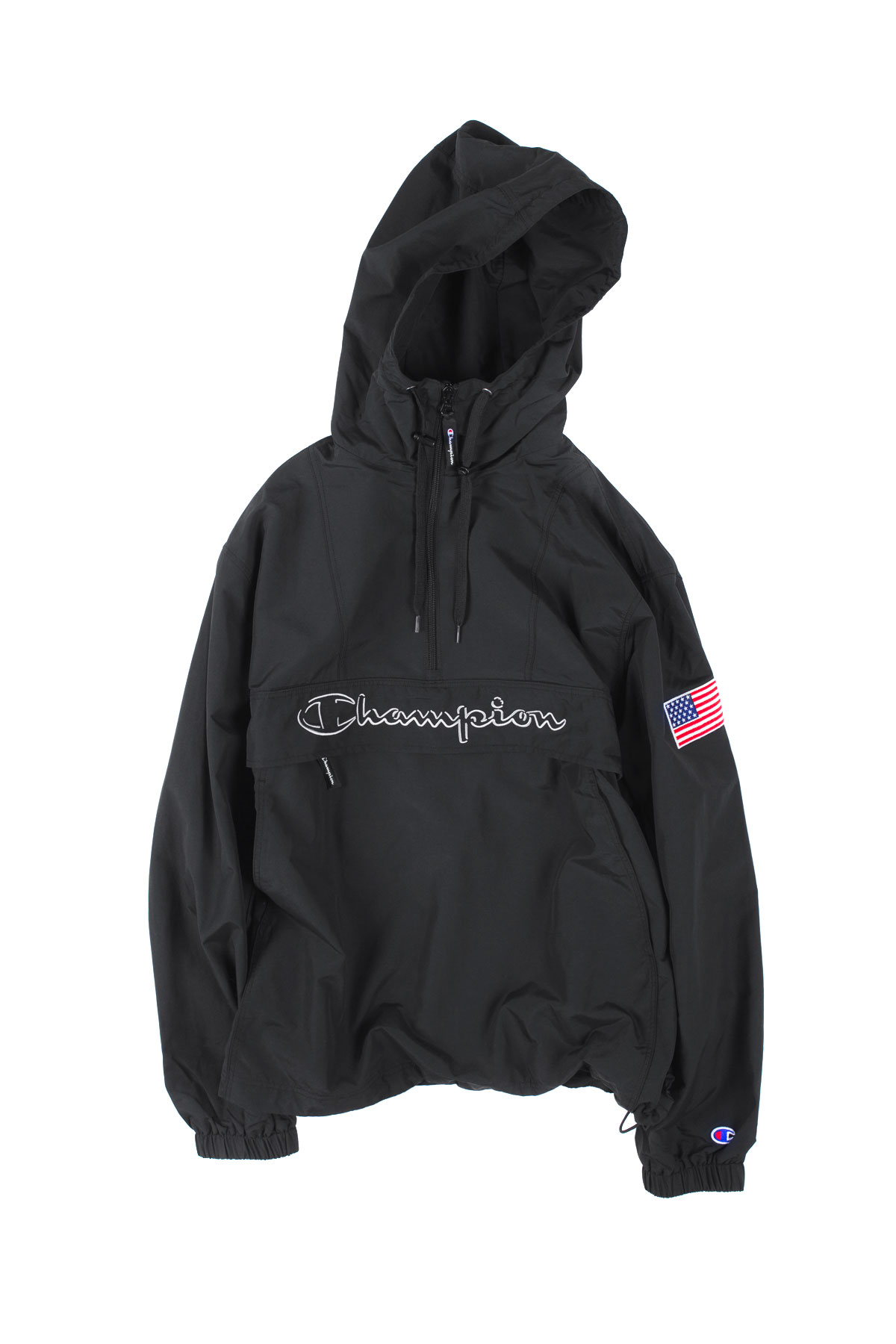 Champion : Anorak (Black)