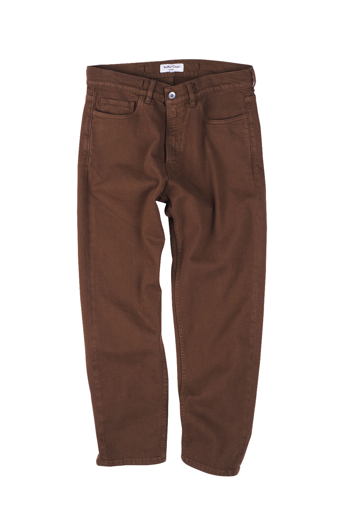 YMC : Tearaway Jean (Brown)