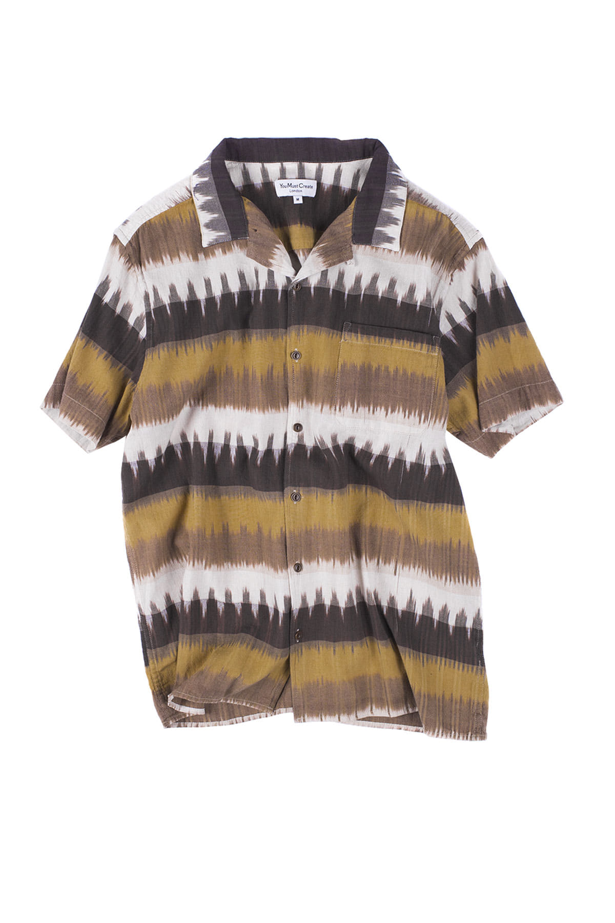 YMC : Malick Shirt (Brown)
