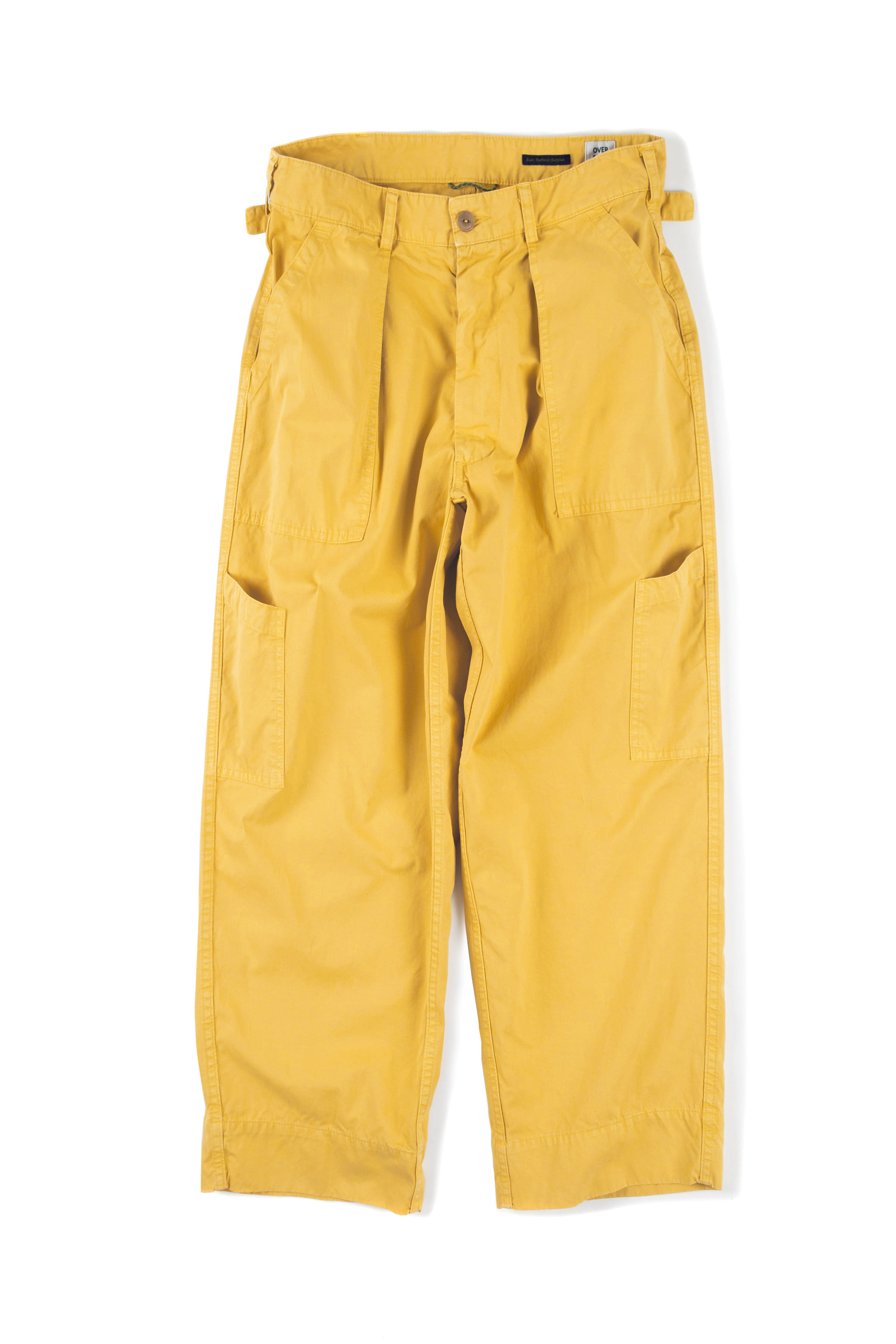 East Harbour Surplus : Fatigue Pants (Yellow)