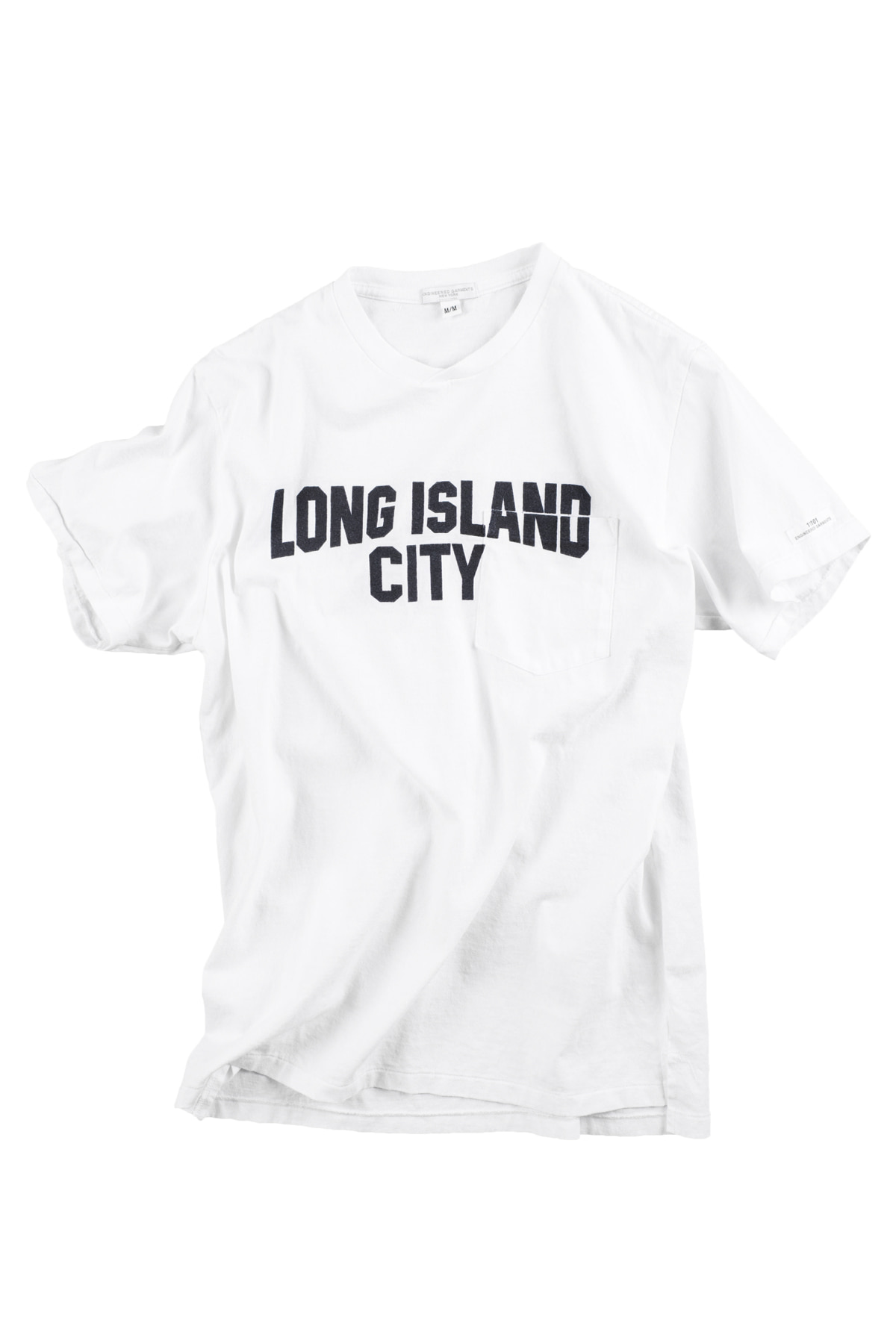 Engineered Garments : Printed T-Shirt (Long Island City)