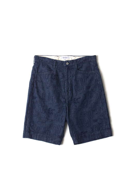 ordinary fits : Trouser Shorts