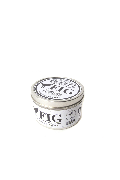 Ampersand Fine Candles : Travel Series (Fig : 8oz)