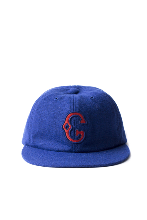 Gooseberry Lay & Co. : 40's Baseball Cap (Blue)