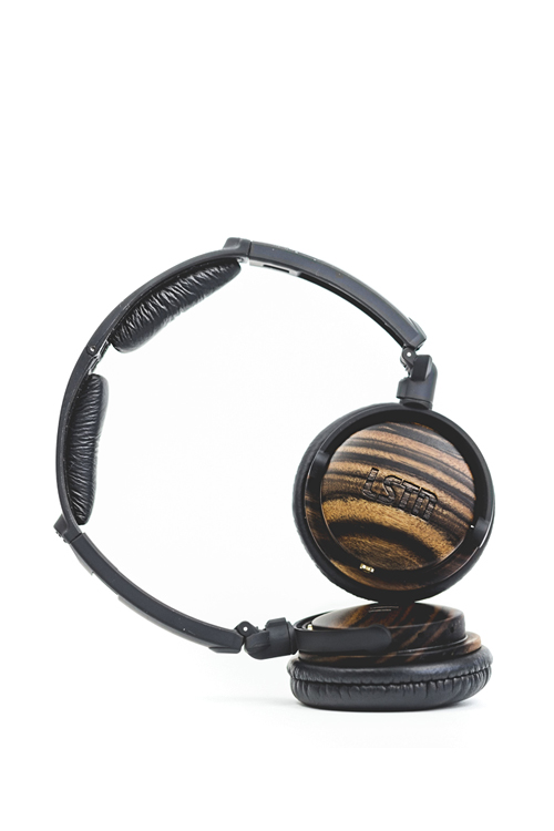 LSTN : Fillmores On-The-Ear Headphones (Ebony)