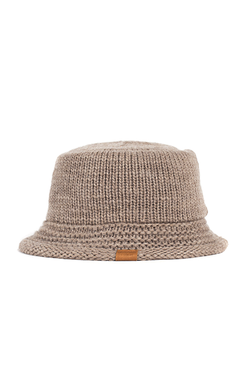 Infielder Design : Knit Hat (Beige)