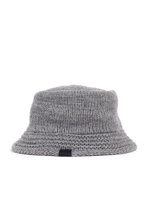 Infielder Design : Knit Hat (Grey)