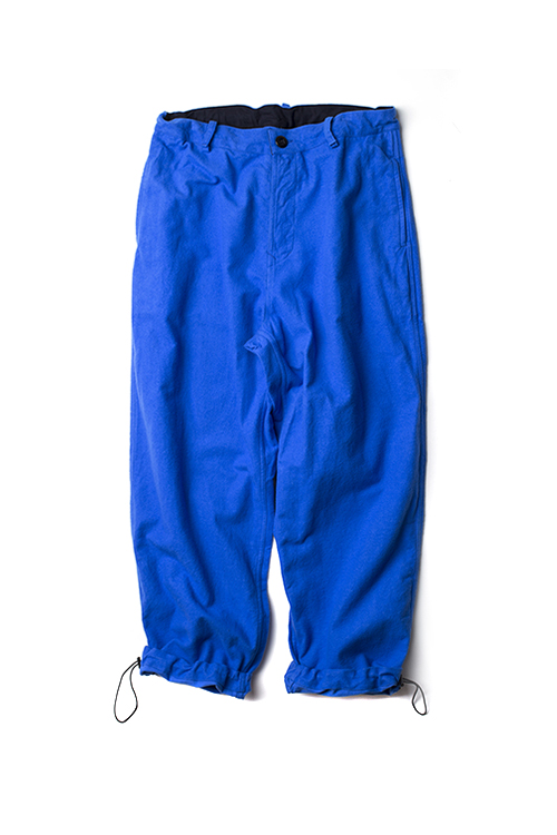 maillot : Wide Easy Pants (Blue)