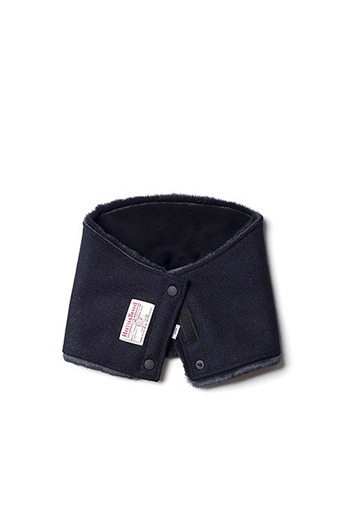 Average : Harris Neck Warmer (Navy)