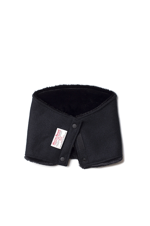 Average : Harris Neck Warmer (Black)