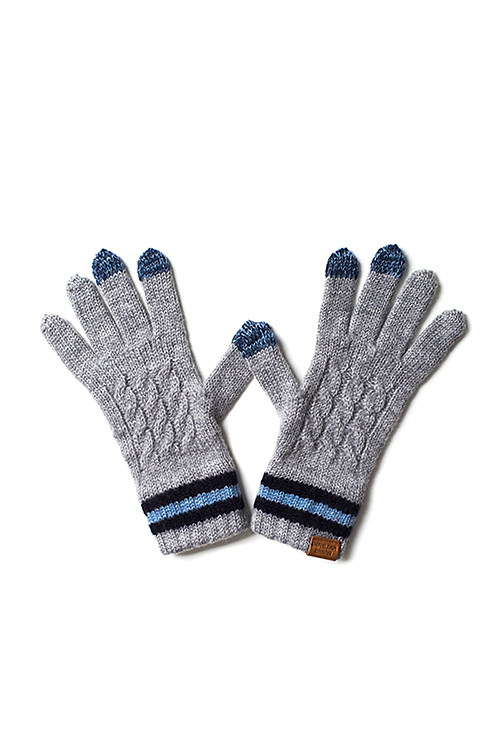 Infielder Design : Tilden Gloves (Grey)