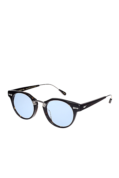 Frank custom + SFM : #01F06 (Black / Blue Sunglass Type)