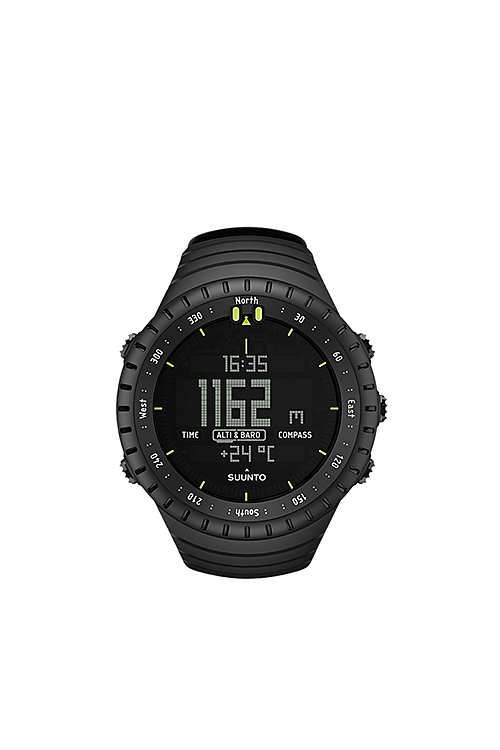 SUUNTO : CORE (ALL Black)