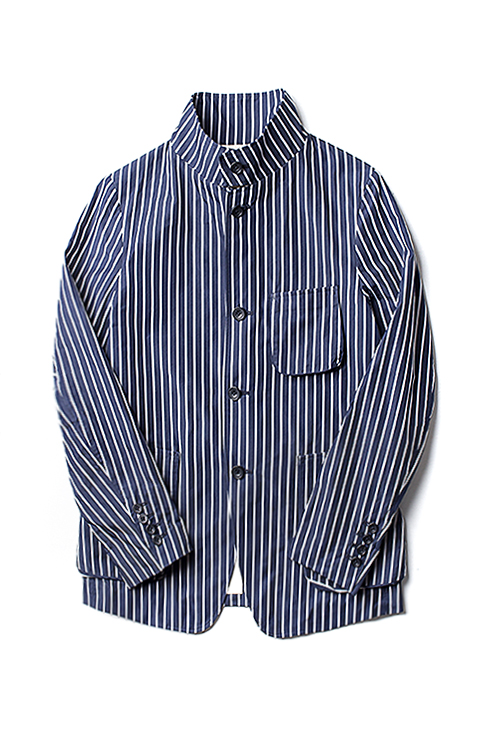 rdv o globe : Frank VE Jacket (Navy Stripe)