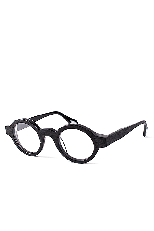 theo : Mille+11 022 Black (Wooden / Shine)