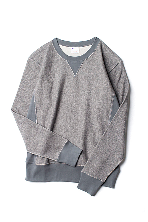 Champion : C3-F001 Sweat (Charcoal)