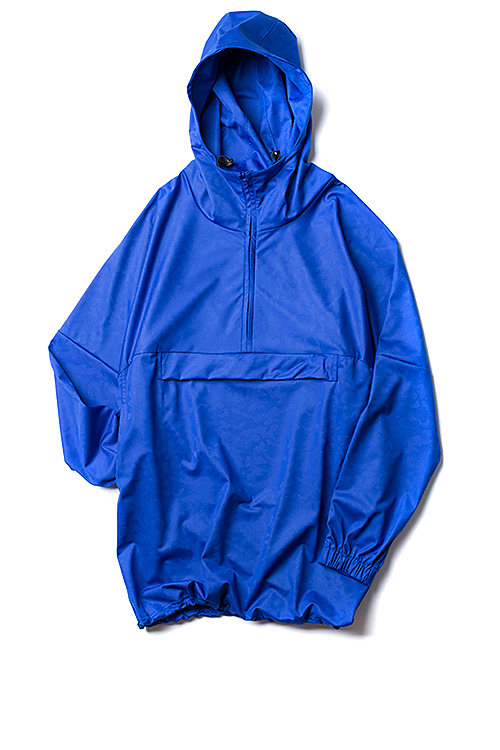 Curly : HD EVER ANORAK (BLUe)