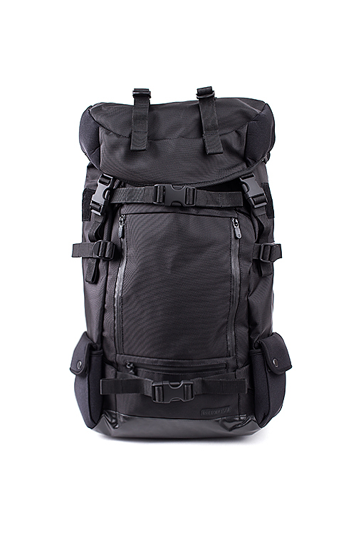 LEXDRAY : Mont Blanc Pack (Black)