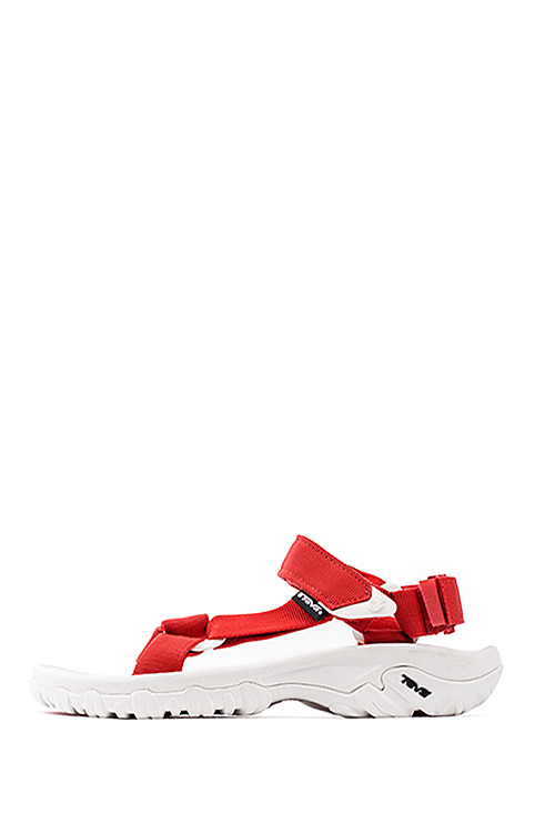 Teva : Hurricane XLT (Red / White)