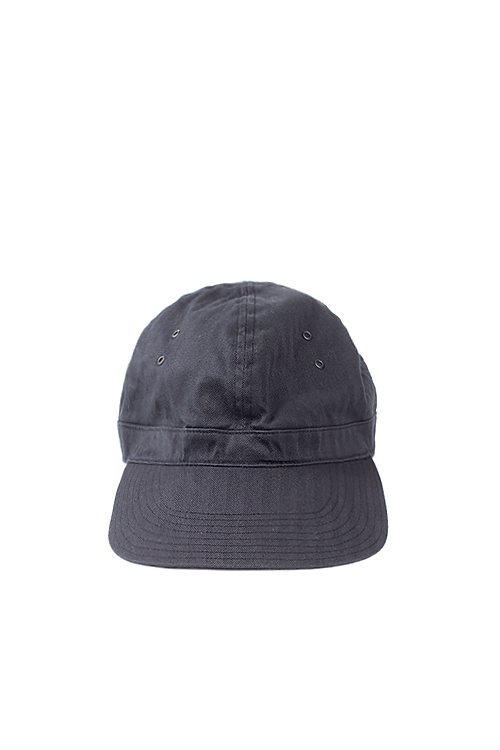 Infielder Design : Military Cap (Black)