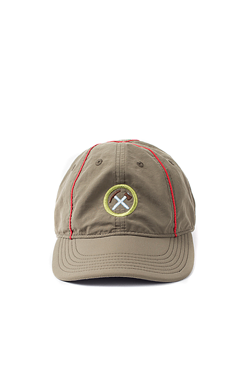 Infielder Design : Camp Cap Cub&Boy (Green)